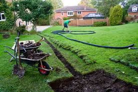 garden drainage. Garden-Drainage-Solutions-Professional-Installers-French-Drainage-System- Garden Drainage A