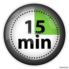 Timer Fifteen Minutes Start Timer For 15 Minutes Magdalene Project Org
