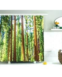 nature shower curtains nature shower curtain tree in spring print for bathroom inspired fabric curtains nature nature shower curtains