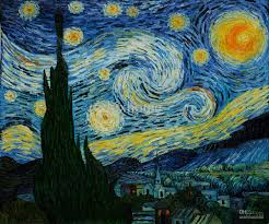 vincent van gogh oil painting reion deecorative pictures starry night replica paintings drawing artist