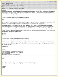 Cover Letter Email Cover Letter Templates Email Cover Letter Cover