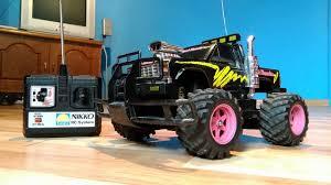 rc nikko tronico ford ranger nikko sound machine 2wd made in an part 1