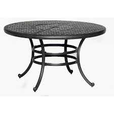 54 inch outdoor patio dining table moab
