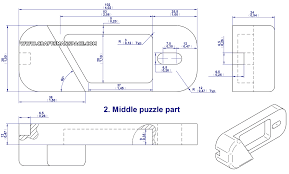 Puzzle Box Design Plans Ball Puzzle Box Middle Puzzle Part Puzzle Box Puzzle Box