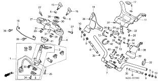 St1100 parts fiche handlebars st1100pp rh st 1100