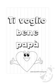 Agamograph Per La Festa Del Papà Da Stampare E Colorare Lavoretti