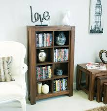 Cherry Wood Dvd Storage Cabinet Small Living Room Cool Dvd Storage Ideas Modern And Simple Dark