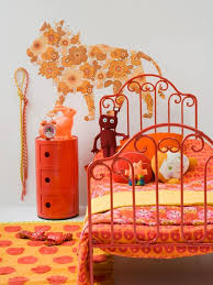 Girls Bedroom Ideas Pink And Orange