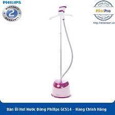 Bàn Ủi Hơi Nước Đứng Philips GC514 1600W – Hàng Chính Hãng – Bảo Hành 2 Năm  Toàn Quốc tốt giá rẻ