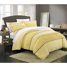 upgrade your bedroom to an elegant suite with this 3 piece elizabeth duvet cover set