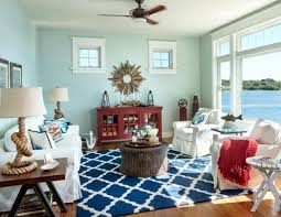 nautical inspired furniture. Nautical Inspired Decor In The Living Room, Complete With View! Furniture E