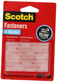 3m velcro strips. Contemporary Velcro Amazoncom 3M Scotch AllWeather EZPass IPass Fastlane Toll Fasteners 4  Sets Of 1 Inch X 3 Inches Strips Clear RFD7090 With 3m Velcro Strips L