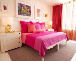 Coral Bedroom Paint Magenta Bed Sheet With Sandy Coral Wall Color For Exclusive
