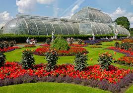 Королевские ботанические сады Кью Википедия