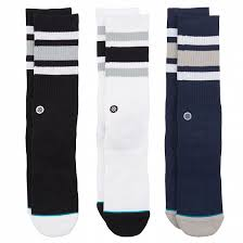 <b>Носки STANCE UNCOMMON SOLIDS</b> BOYD 3 PACK FW20 купить ...