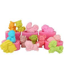 FENGYI DIY <b>Soap Mould</b> Handmade <b>Soap Mould Silica Gel Mould</b> ...