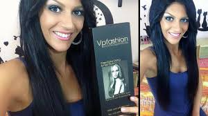 Capelli Lunghi E Folti Testa Completa Vpfashion Youtube