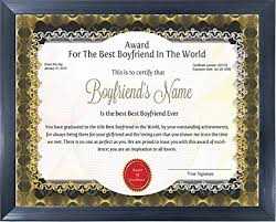 Happy Giftmart Wooden Personalized Award Certificate For Birthday