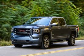 2016 Mid Size Full Size Pickup Truck Fuel Tank Capacities