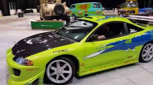 Check Out The Original Mitsubishi Eclipse GS Paul Walker Drove In ...