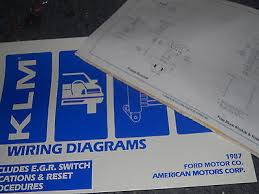 1987 ford tempo mercury topaz wiring diagrams schematics manual 1987 ford tempo mercury topaz wiring diagrams schematics manual sheets set