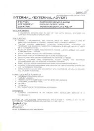 Airline Customer Service Agent Resume Inspirenow. airline ...