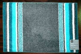 teal bathroom rug rugs and gray lovely or photos to kitchen green bath