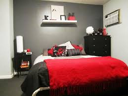 Great ... Outstanding Red And Brown Bedroom Decorating Ideas Compact On Bedroom  Category With Post Fascinating Red And ...