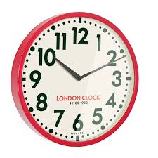 Retro Kitchen Wall Clocks Contemporary Designer Clocks