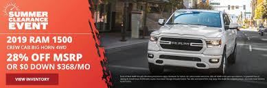 New and Used Dodge & Ram Dealer in Golden, CO Near Denver