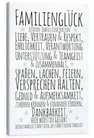 Leinwandbilder Mit Sprüchen Zitaten Bestellen Posterloungede