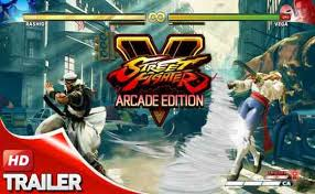 download street fighter v arcade edition game for pc free