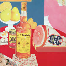 pop art thr blog still life no 1 1962 by tom wesselmann 1931 2004