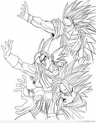 Http Timykids Com Dragon Ball Z Colouring Pages Html Colorings