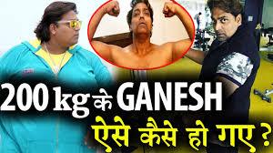 Choreographer Ganesh Acharya S Shocking Weight Loss Story