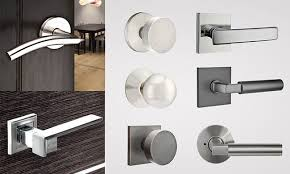 modern interior door knobs. Modern Interior Door Handles Doors Garage Ideas Knobs Nature House