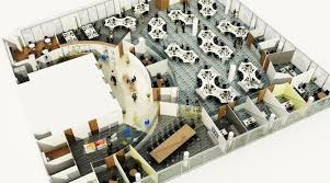 design office space layout. Design Office Space Layout E