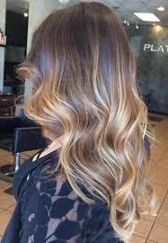 Caramel Balayage For Brown Hair