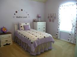 Little Girls Bedroom Decorating Fancy Bedroom Decor For Little Girl With Pink Wall Paint Color And
