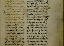New Testament Manuscripts Chart News Csntm