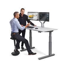 standing desk large desktop space