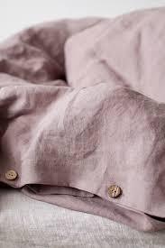 dusky pink duvet cover