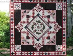 Inspiring Medallion Quilt Designs and Patterns! & Flying Geese Chase Quilt Pattern - Craftsy.com Adamdwight.com