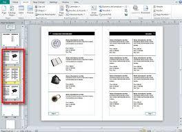 Microsoft Word Price List Microsoft Office Catalog Templates Salonbeautyformcom 25 Price List