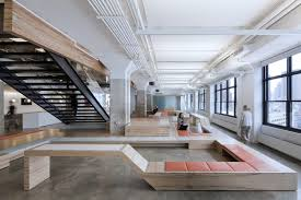 Horizon Media Office a i architecture ArchDaily