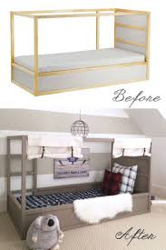 Harlow & Thistle: Ikea Kura Bed Hack: Option 2 with DIY Ball