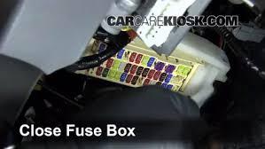interior fuse box location 2011 2015 toyota sienna 2011 toyota toyota sienna cigarette lighter fuse location at Toyota Sienna Fuse Box Diagram