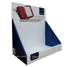 Cardboard Book Display Stands table PDQ display box for memorandum bookcardboard displays 63