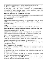 Verykool s350 Manual del usuario ...