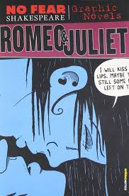 romeo and juliet no fear shakespeare graphic novels no fear romeo and juliet no fear shakespeare graphic novels no fear shakespeare illustrated sparknotes matt wiegle 9781411498747 com books